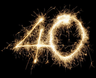 Join Us – We are 40!