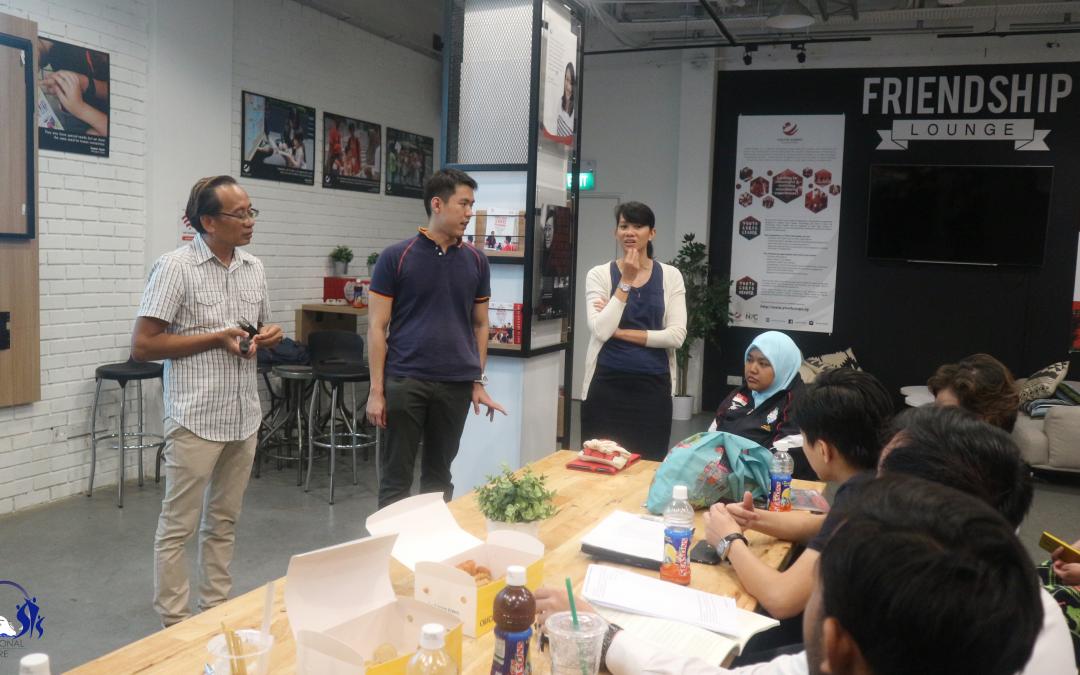 Facilitator Sharing Session