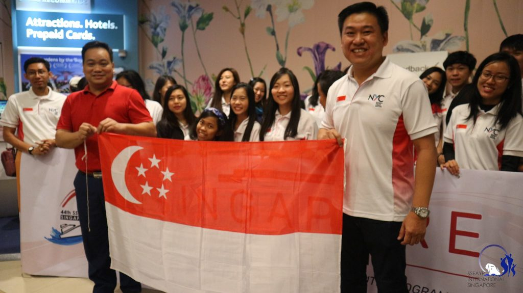 44th SSEAYP Singapore Contingent Returns 3