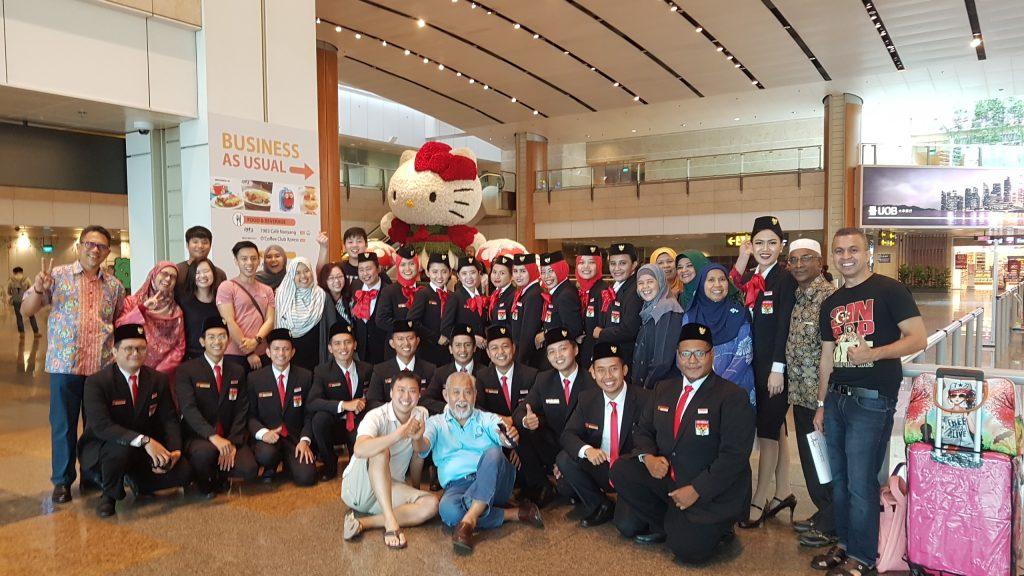 Singapore-Indonesia Youth Leadership Programme (SIYLEP)