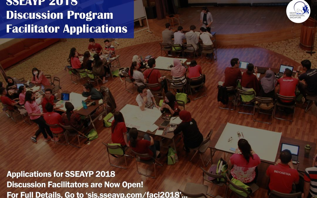 Facilitator Applications 2018