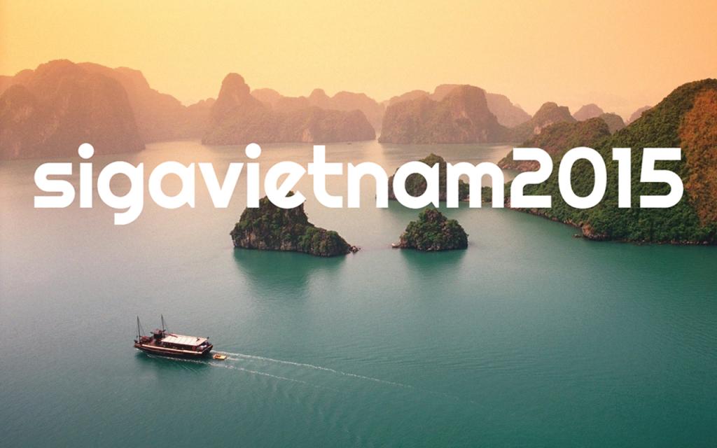 SIGA 2015 Vietnam