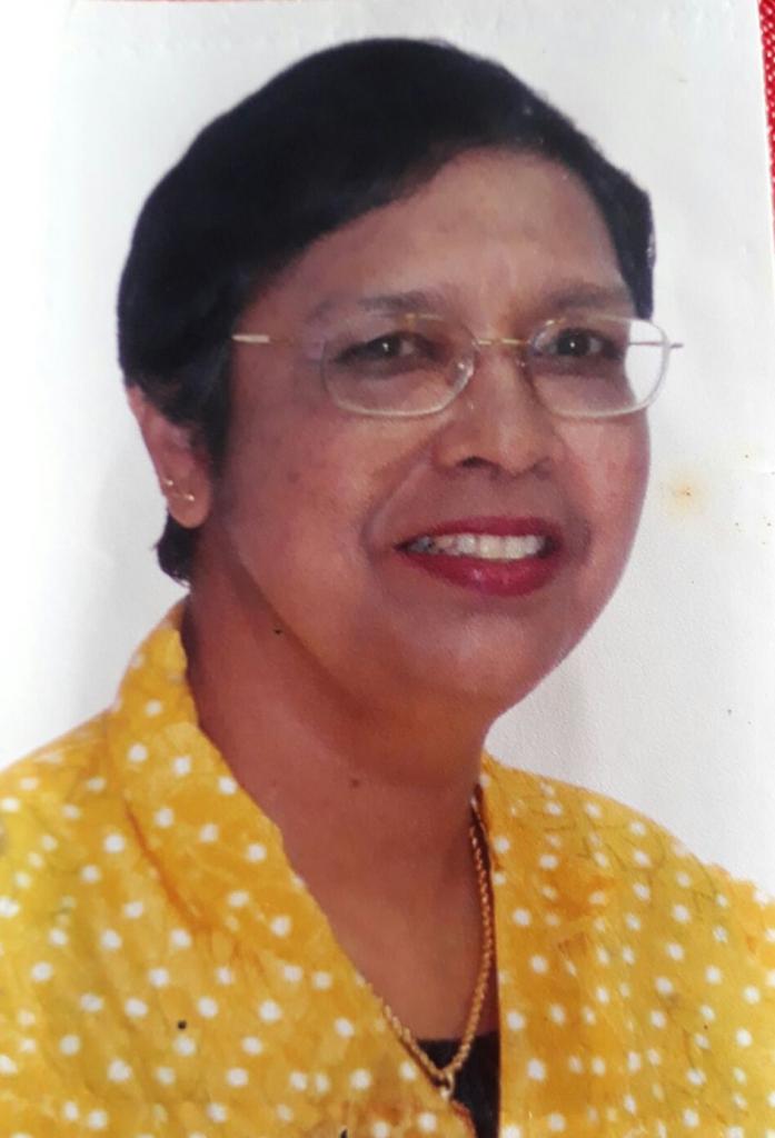 V Leelavathi - Host Family Rep 2017