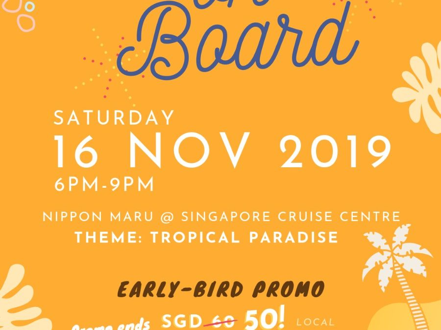 Reunion On Board 2019