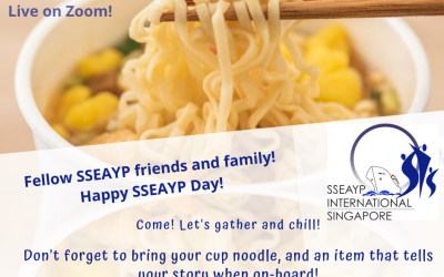 SIS SSEAYP DAY NOODLE PARTY (Publicity Poster)