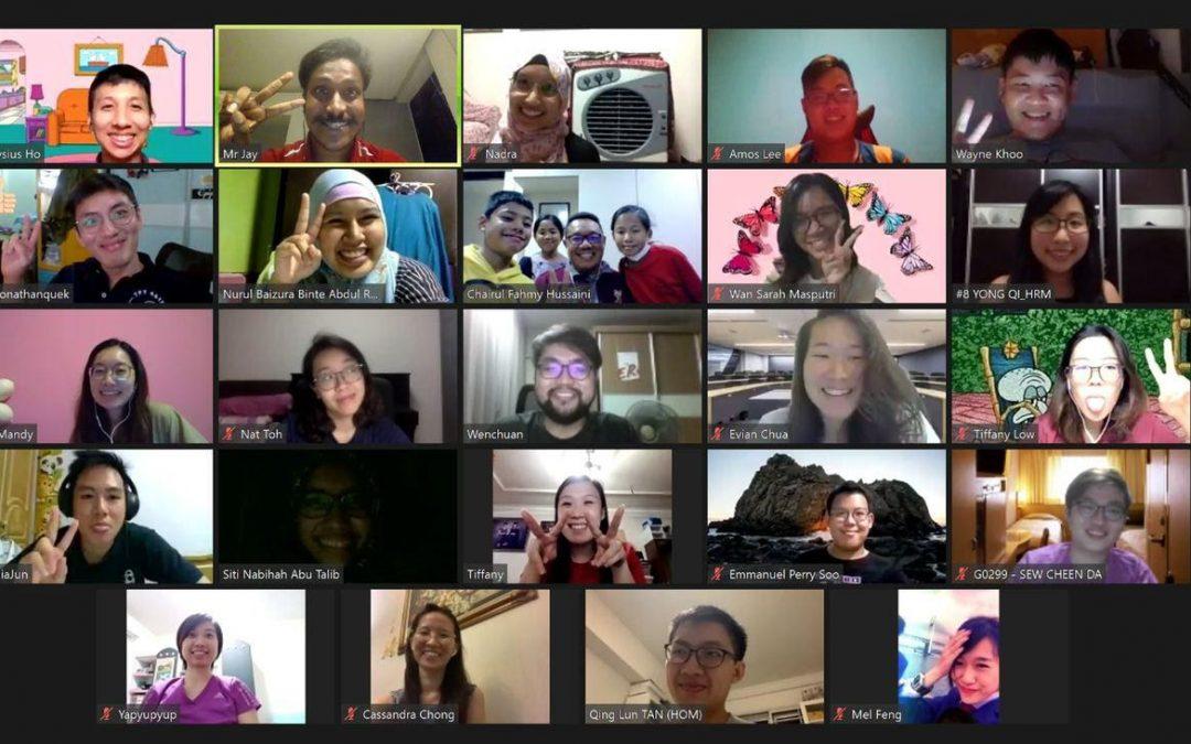 #RaiseLoveRaiseFunds – 46th SPYs' Post-Programme Activity Report